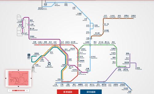 香港地铁_破解香港地铁便民高招及盈利之谜
