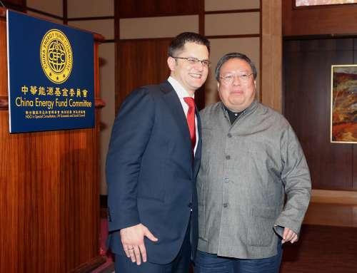 联合国大会主席访港 称香港得益内地经济发展