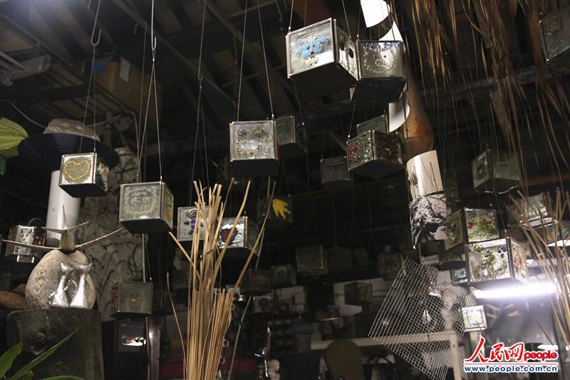 高清组图:牛棚艺术村 香港另类的文化空间【11】