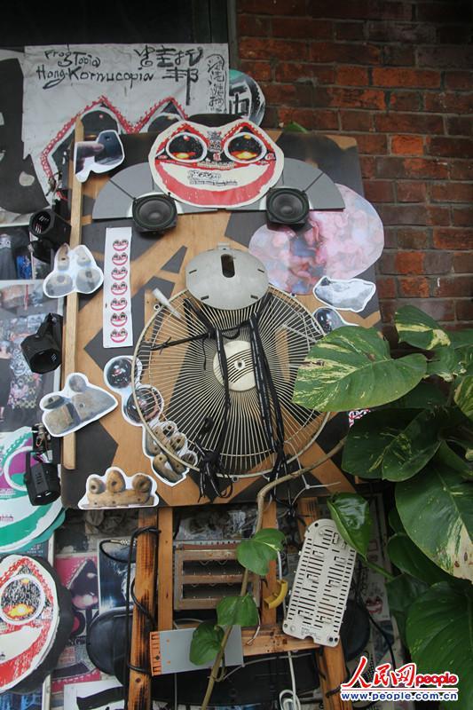高清组图:牛棚艺术村——香港另类的文化空间【13】