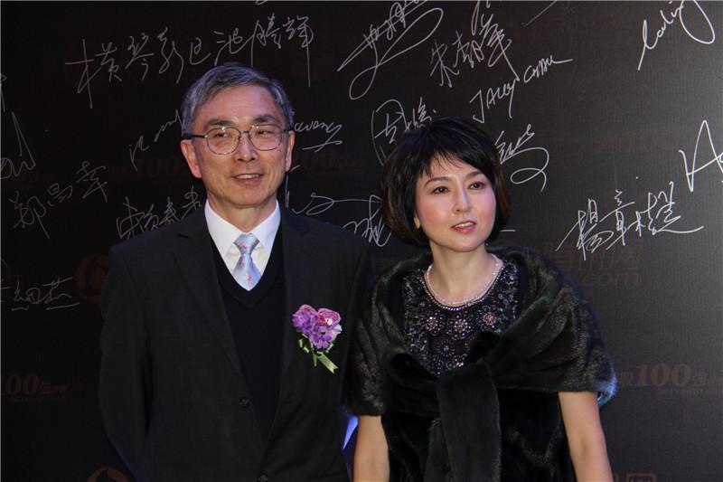 香港特区财经事务及库务局副局长刘怡翔作为主礼嘉宾出席评选。(摄影:郭晓桐)