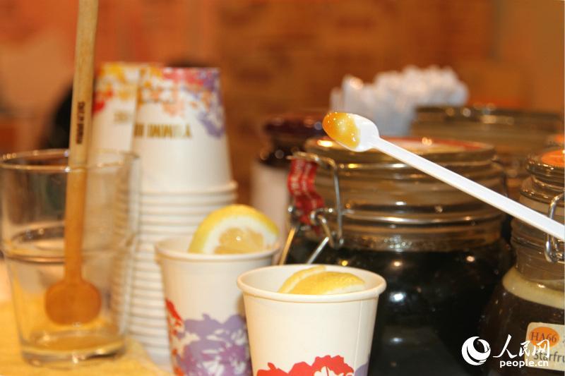 香港冬日美食嘉年華包攬各式美食。(攝影:陳瑤)