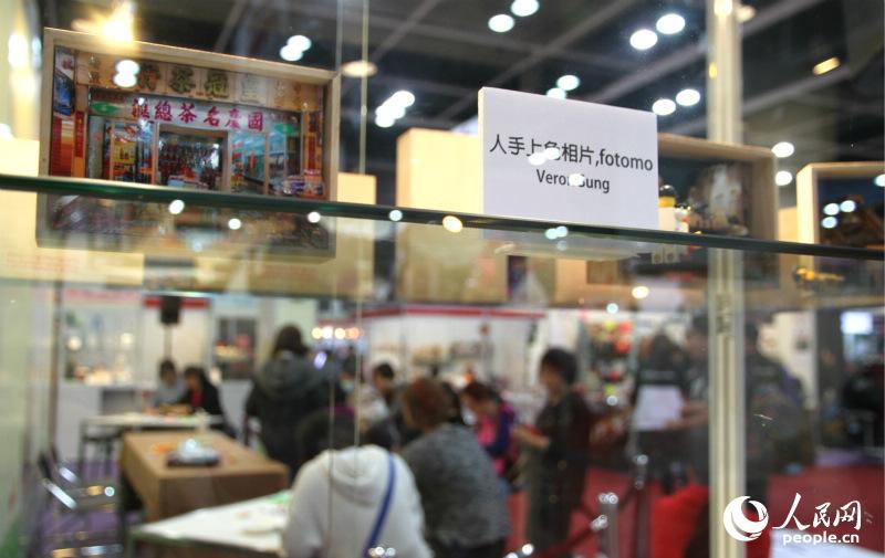 香港創意手工作坊提供專業人士,教授手工工藝。(攝影:陳瑤)