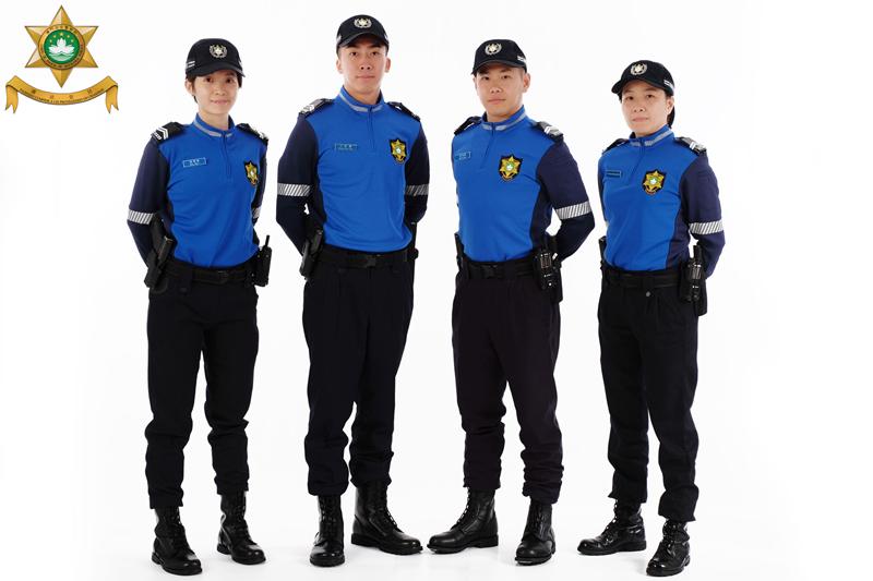 澳门警�_澳门旅游警察本周日正式上路