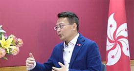 陈勇        港区全国人大代表陈勇对人民网记者表示,祖国是香港经济发展的坚强后盾。[详细]