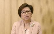 史美伦认为,市场基础稳固是保证金融发展的前提,因此背靠祖国是维持香港金融地位的强大支撑力量。