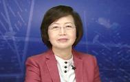"""苏陈伟香认为,关注扶贫、安老和助困将助力香港的发展。她希望在社区和企业合作之下,共筑""""有爱香港""""。"""