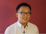 杨全盛分享了创立智慧城市联盟的目的,是为了利用好的科学技术为香港市民生活带来便利,利用科技改善香港市民的生活质量。