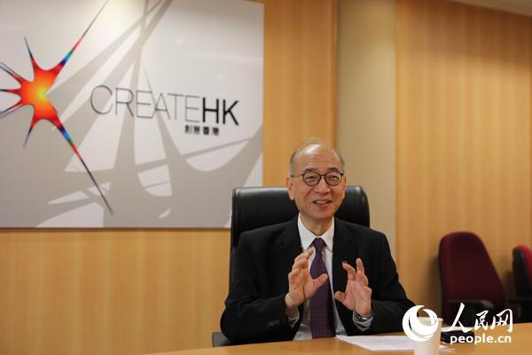 香港电影最大的优势是背靠祖国