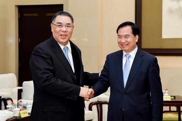 粤澳合作联席会议签署8项合作协议 深化拓展两地合作【2】