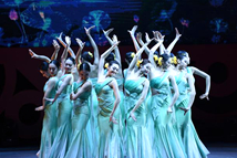 香港各界新春晚会举行