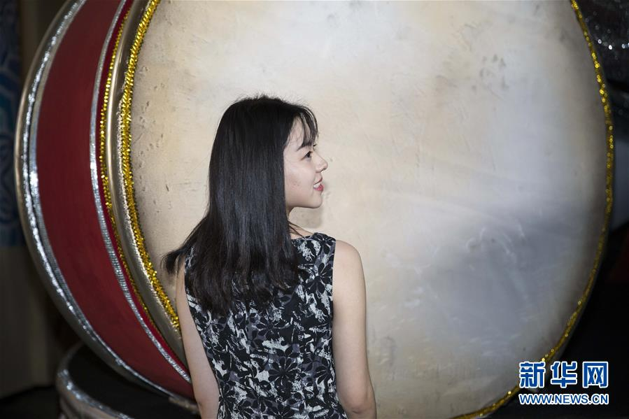 中国环球小姐的桑巴之旅