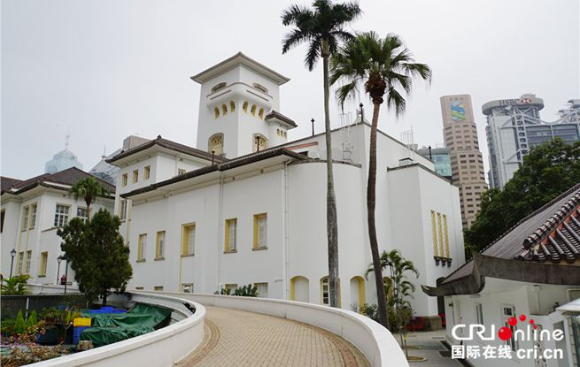 香港礼宾府向公众开放