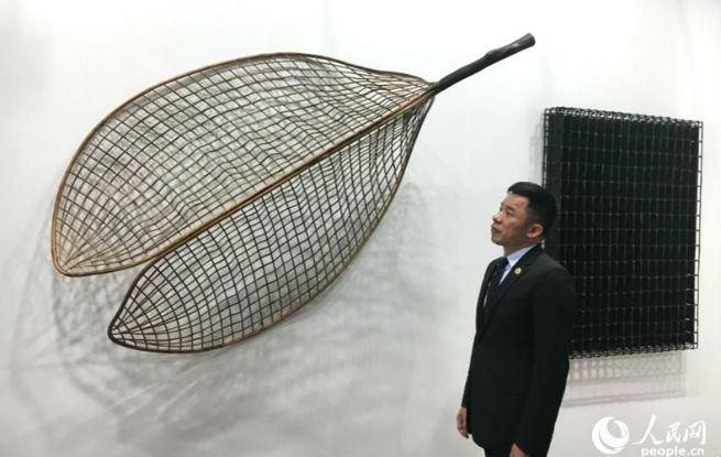 第六届香港巴塞尔艺术展上的中国元素