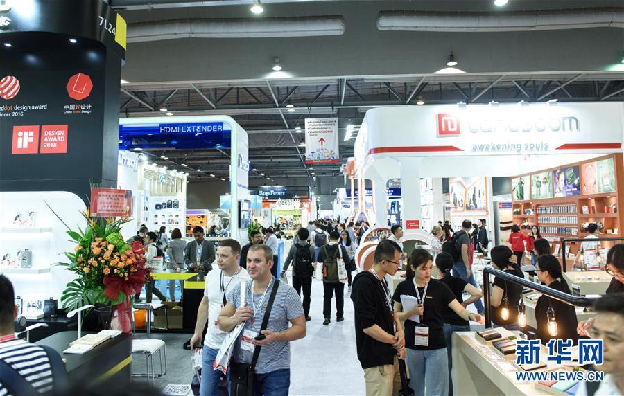 香港举办环球资源电子展