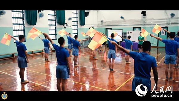 香港惩教署推出短片《判定思判》