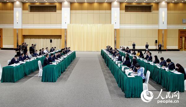 澳門與貴州舉行扶貧合作工作會議