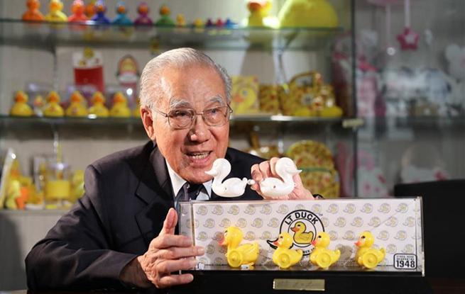 """""""香港小黄鸭之父""""林亮:从代工厂到玩具品牌梦工厂"""