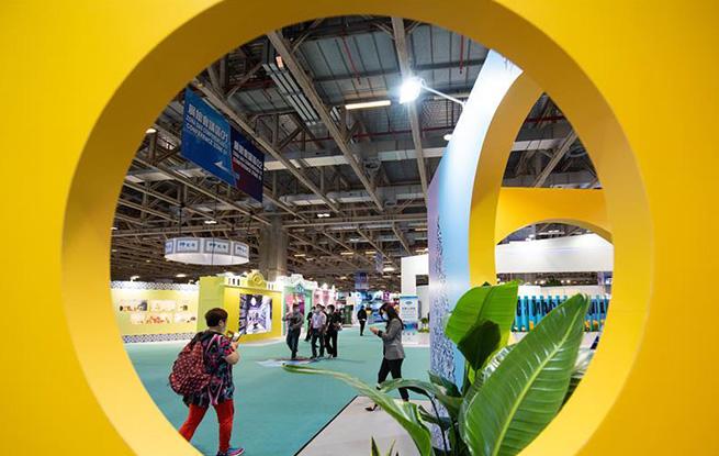 澳门三大指标性展会如期举行提振会展业信心