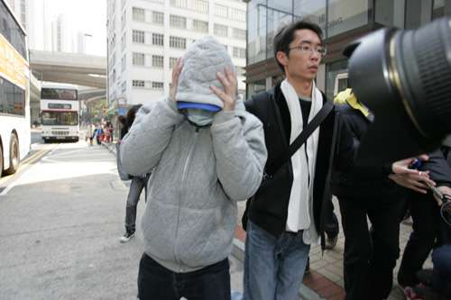 港美女开审涉嫌84张裸照男子案将发布+7艺人证人遛图片