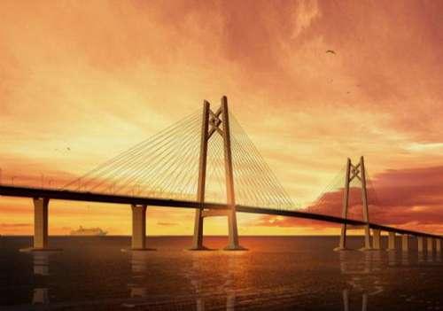 港珠澳大桥主体工程启动全球招标 造价攀升
